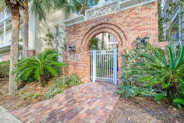 2912 St Johns Ave #18, Jacksonville, FL 32205 (MLS #1068480) :: EXIT Real Estate Gallery