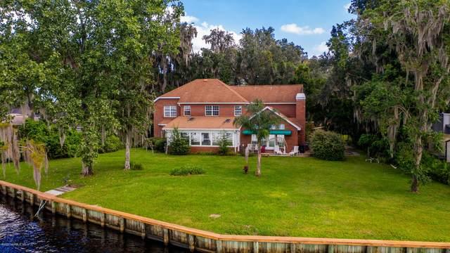 8345 Colee Cove Rd, St Augustine, FL 32092 (MLS #1076604) :: Homes By Sam & Tanya