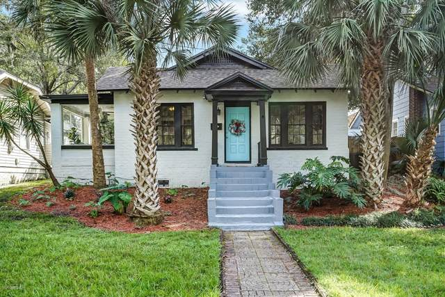 3612 Valencia Rd, Jacksonville, FL 32205 (MLS #1078275) :: The Perfect Place Team