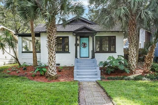 3612 Valencia Rd, Jacksonville, FL 32205 (MLS #1078275) :: MavRealty