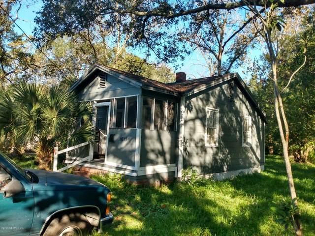 1017 W 31ST St, Jacksonville, FL 32209 (MLS #1080446) :: Berkshire Hathaway HomeServices Chaplin Williams Realty