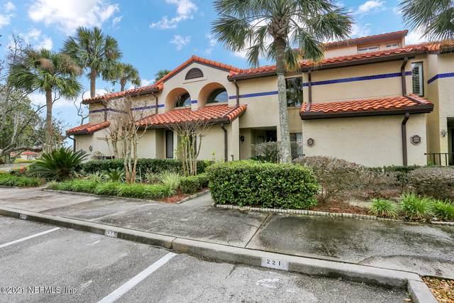 3809 Lavista Cir #221, Jacksonville, FL 32217 (MLS #1089275) :: The Coastal Home Group