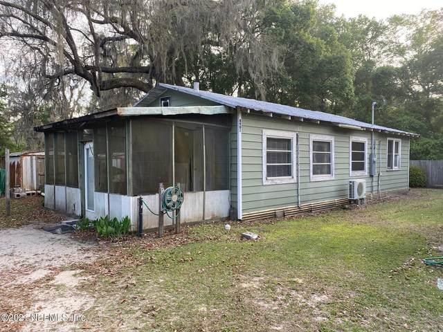 4901 NE 240TH Ter, Melrose, FL 32666 (MLS #1094164) :: Noah Bailey Group