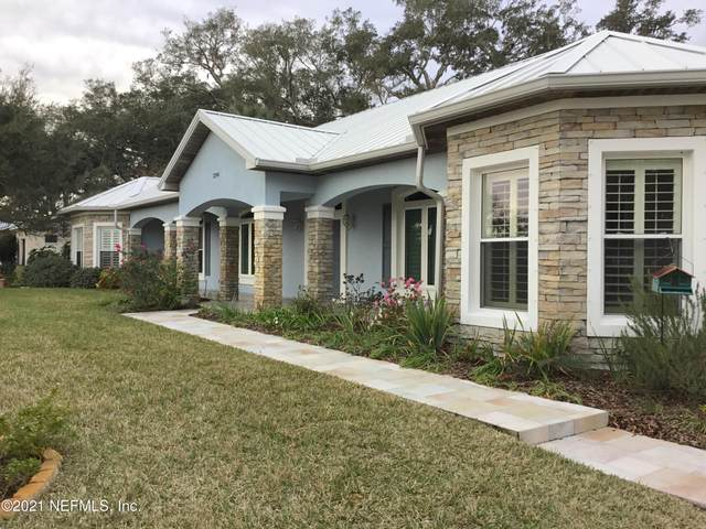 2240 Shore Dr, St Augustine, FL 32086 (MLS #1094903) :: The Hanley Home Team