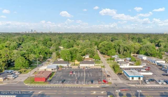 1271 Cassat Ave, Jacksonville, FL 32205 (MLS #1104909) :: The Volen Group, Keller Williams Luxury International