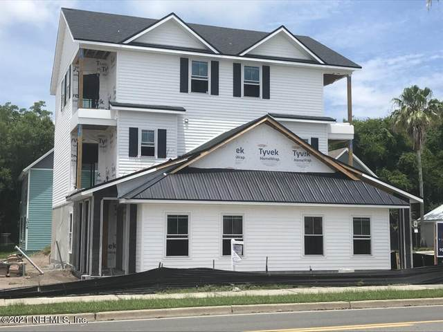 1017 S 8TH St S, Fernandina Beach, FL 32034 (MLS #1105367) :: Berkshire Hathaway HomeServices Chaplin Williams Realty