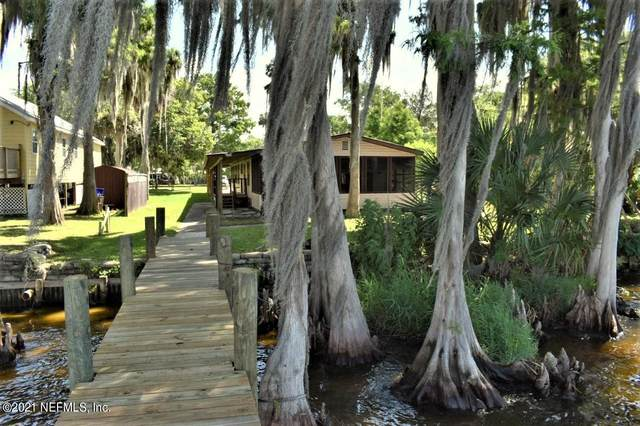 202 Palm Dr, Georgetown, FL 32139 (MLS #1114213) :: EXIT Real Estate Gallery