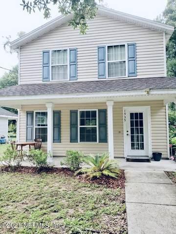 1535 N Whitney St, St Augustine, FL 32084 (MLS #1115509) :: EXIT Inspired Real Estate