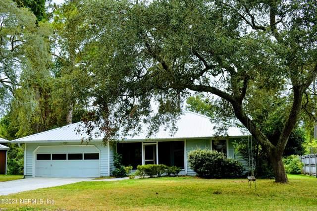 208 Argonaut Rd, St Augustine, FL 32086 (MLS #1128422) :: The Volen Group, Keller Williams Luxury International