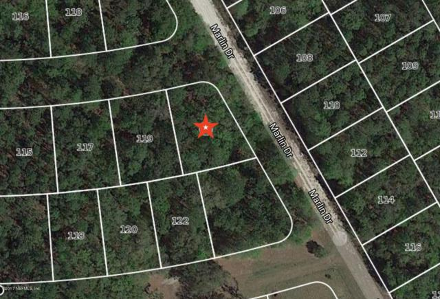XXXX Corner Dolphin Ln & Marlin Dr, Palatka, FL 32177 (MLS #800716) :: The Hanley Home Team