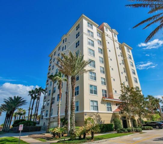 112 5TH Ave S #802, Jacksonville Beach, FL 32250 (MLS #924270) :: RE/MAX WaterMarke