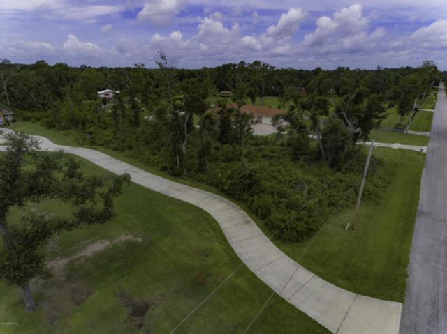 0 Meadowfield Bluffs Rd, Yulee, FL 32097 (MLS #934085) :: EXIT Real Estate Gallery