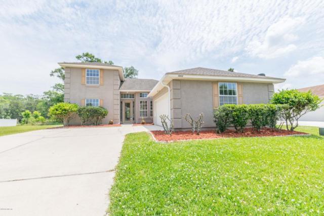 3802 Bedford Dr, Middleburg, FL 32068 (MLS #935371) :: St. Augustine Realty