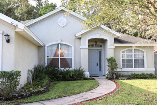 654 S Bonaparte Ln, Jacksonville, FL 32218 (MLS #942160) :: Florida Homes Realty & Mortgage