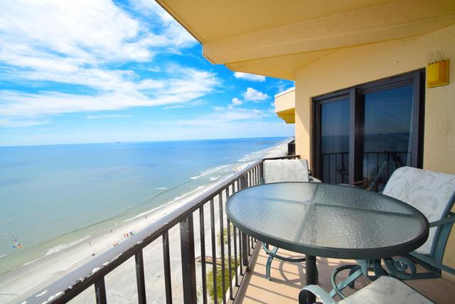 1901 1ST St #1805, Jacksonville Beach, FL 32250 (MLS #943920) :: Memory Hopkins Real Estate