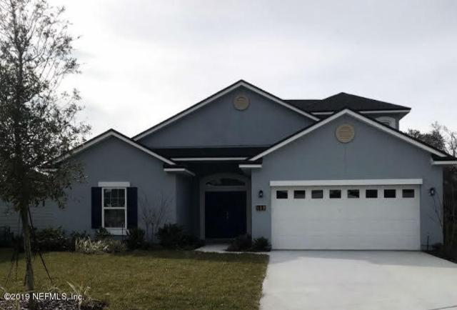 199 Greenview Ln, St Augustine, FL 32092 (MLS #943967) :: Home Sweet Home Realty of Northeast Florida