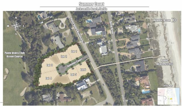 5 Summer (Lot 3) Ct, Jacksonville Beach, FL 32250 (MLS #948326) :: CrossView Realty