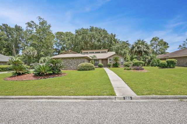 283 Glenlyon Dr, Orange Park, FL 32073 (MLS #948878) :: EXIT Real Estate Gallery