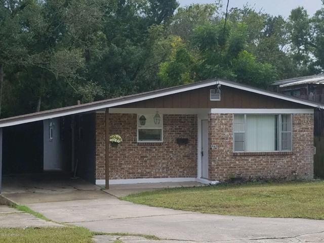 468 W 62ND St, Jacksonville, FL 32208 (MLS #949297) :: The Hanley Home Team
