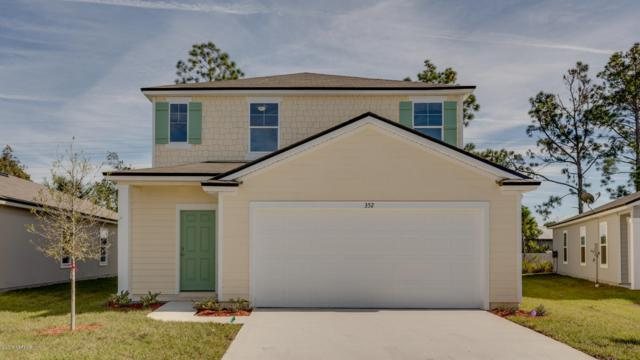 352 Ashby Landing Way, St Augustine, FL 32086 (MLS #958250) :: The Hanley Home Team