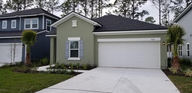 2169 Eagle Talon Cir, Fleming Island, FL 32003 (MLS #965874) :: The Hanley Home Team