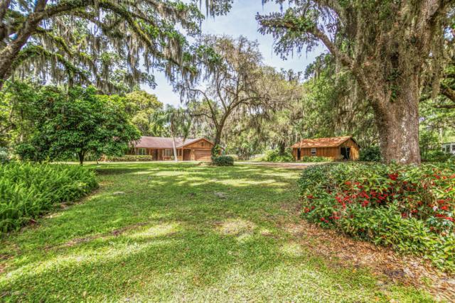 514 Mill St, East Palatka, FL 32131 (MLS #985356) :: The Hanley Home Team