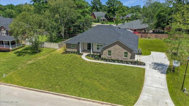 1286 Copper Creek Dr, Macclenny, FL 32063 (MLS #985737) :: The Hanley Home Team