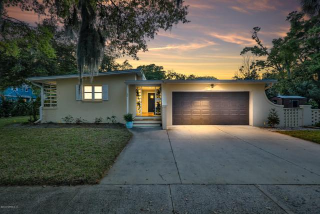 60 Magnolia Ave, St Augustine, FL 32084 (MLS #986774) :: The Hanley Home Team
