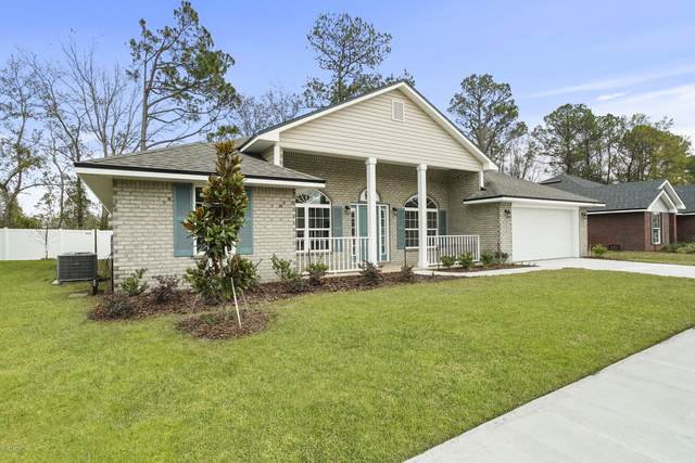 7321 Zain Michael Ln, Jacksonville, FL 32222 (MLS #1012156) :: Noah Bailey Group