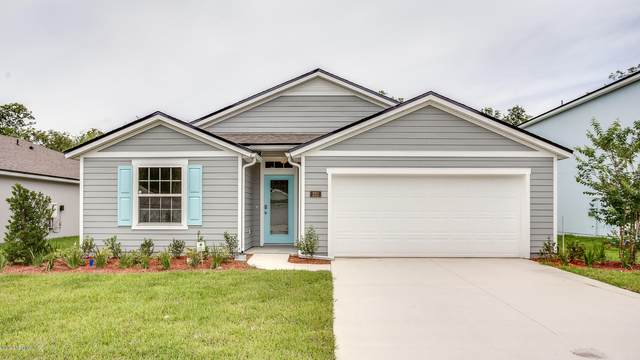 221 Chasewood Dr, St Augustine, FL 32095 (MLS #1028562) :: The Hanley Home Team