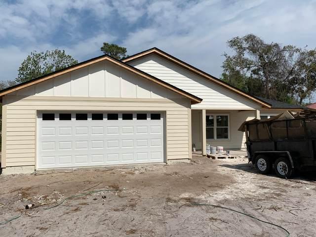 107 Cowry Rd, St Augustine, FL 32086 (MLS #1028700) :: The Volen Group | Keller Williams Realty, Atlantic Partners