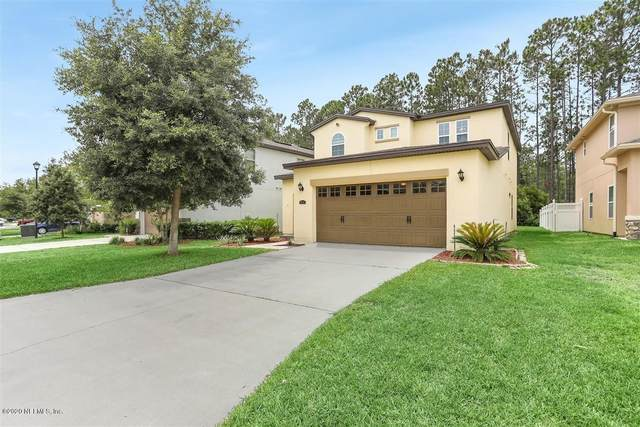 424 Forest Meadow Ln, Orange Park, FL 32065 (MLS #1052643) :: The Every Corner Team