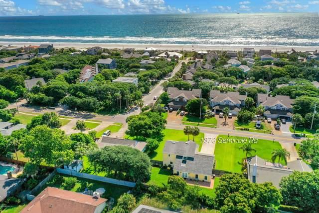1870 Seminole Rd, Atlantic Beach, FL 32233 (MLS #1055586) :: The DJ & Lindsey Team