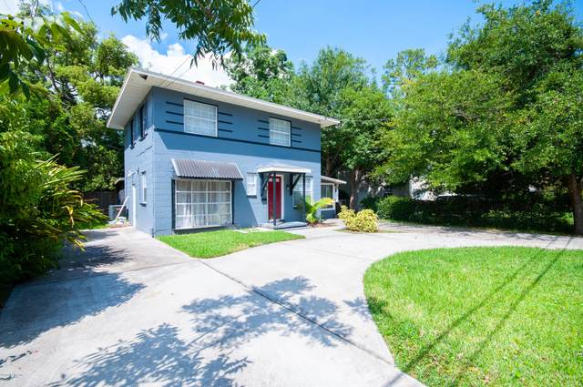 4239 Shirley Ave, Jacksonville, FL 32210 (MLS #1056039) :: The Newcomer Group