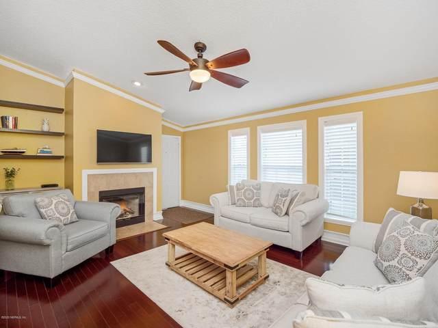 45 Jardin De Mer Pl #45, Jacksonville Beach, FL 32250 (MLS #1061636) :: Homes By Sam & Tanya