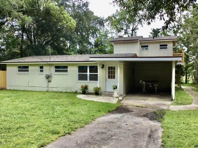 350 Gwinnett Rd, Orange Park, FL 32073 (MLS #1068506) :: Menton & Ballou Group Engel & Völkers