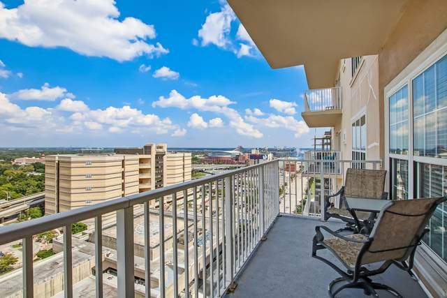 400 E Bay St #1605, Jacksonville, FL 32202 (MLS #1078775) :: The Coastal Home Group