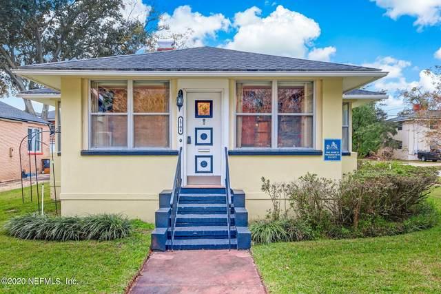 1704 Moro Ave, Jacksonville, FL 32207 (MLS #1086531) :: Berkshire Hathaway HomeServices Chaplin Williams Realty