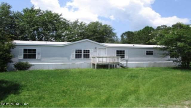 6669 Bramble Hedge Ln, Bryceville, FL 32009 (MLS #1087789) :: The Hanley Home Team