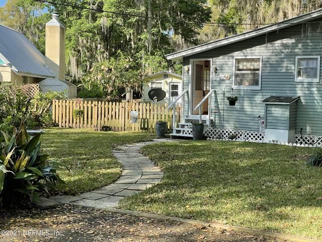 8211 Colee Cove Branch Rd Lot E, St Augustine, FL 32092 (MLS #1093788) :: Bridge City Real Estate Co.