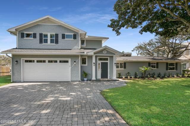 177 San Juan Dr, Ponte Vedra Beach, FL 32082 (MLS #1095500) :: Berkshire Hathaway HomeServices Chaplin Williams Realty