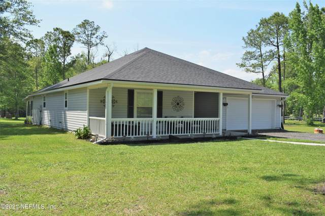 5340 Nathan Hale Rd, Jacksonville, FL 32221 (MLS #1097942) :: The Hanley Home Team