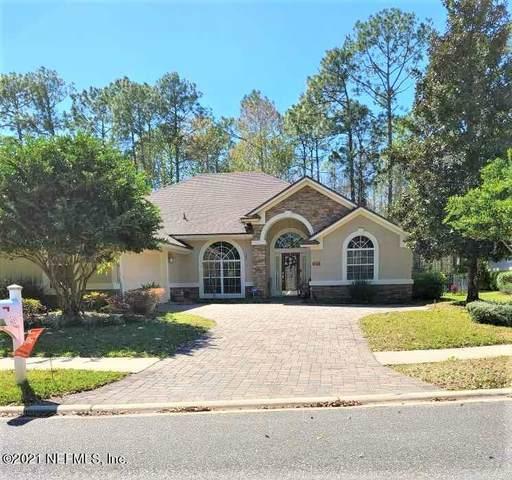 800 Cypress Crossing Trl, St Augustine, FL 32095 (MLS #1100218) :: The Coastal Home Group