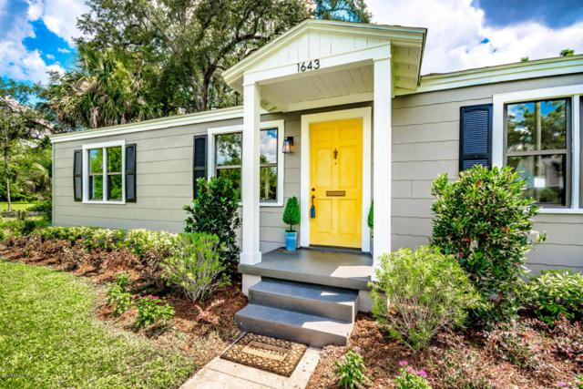1643 Canterbury St, Jacksonville, FL 32205 (MLS #925129) :: EXIT Real Estate Gallery