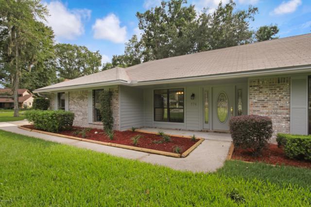 774 Arran Ct, Orange Park, FL 32073 (MLS #949580) :: EXIT Real Estate Gallery