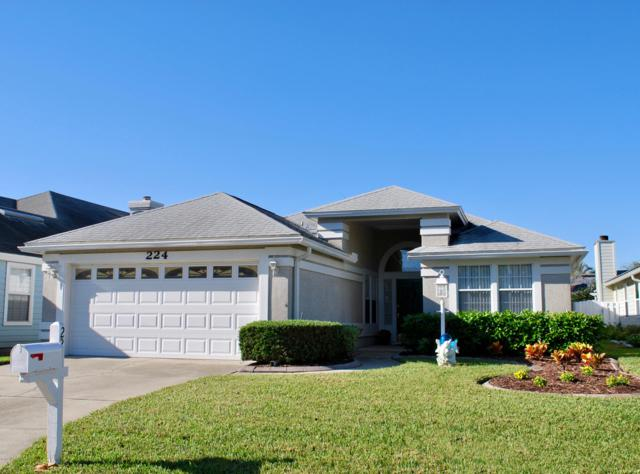 224 Charlemagne Cir, Ponte Vedra Beach, FL 32082 (MLS #962258) :: Ancient City Real Estate