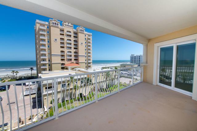 932 1 St N #602, Jacksonville Beach, FL 32250 (MLS #967617) :: Noah Bailey Real Estate Group