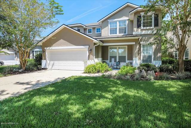 3024 S Atherley Rd, St Augustine, FL 32092 (MLS #996505) :: Military Realty