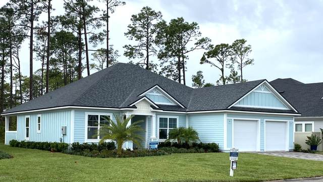 357 Pescado Dr, St Augustine, FL 32095 (MLS #1028491) :: The Volen Group, Keller Williams Luxury International