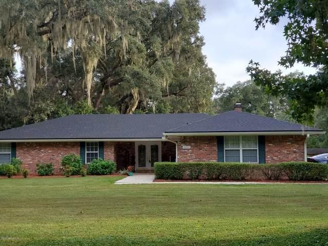 12727 Mandarin Rd, Jacksonville, FL 32223 (MLS #1046187) :: Menton & Ballou Group Engel & Völkers
